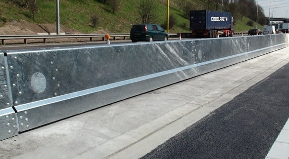 benefits protective barrier road fence highway safety