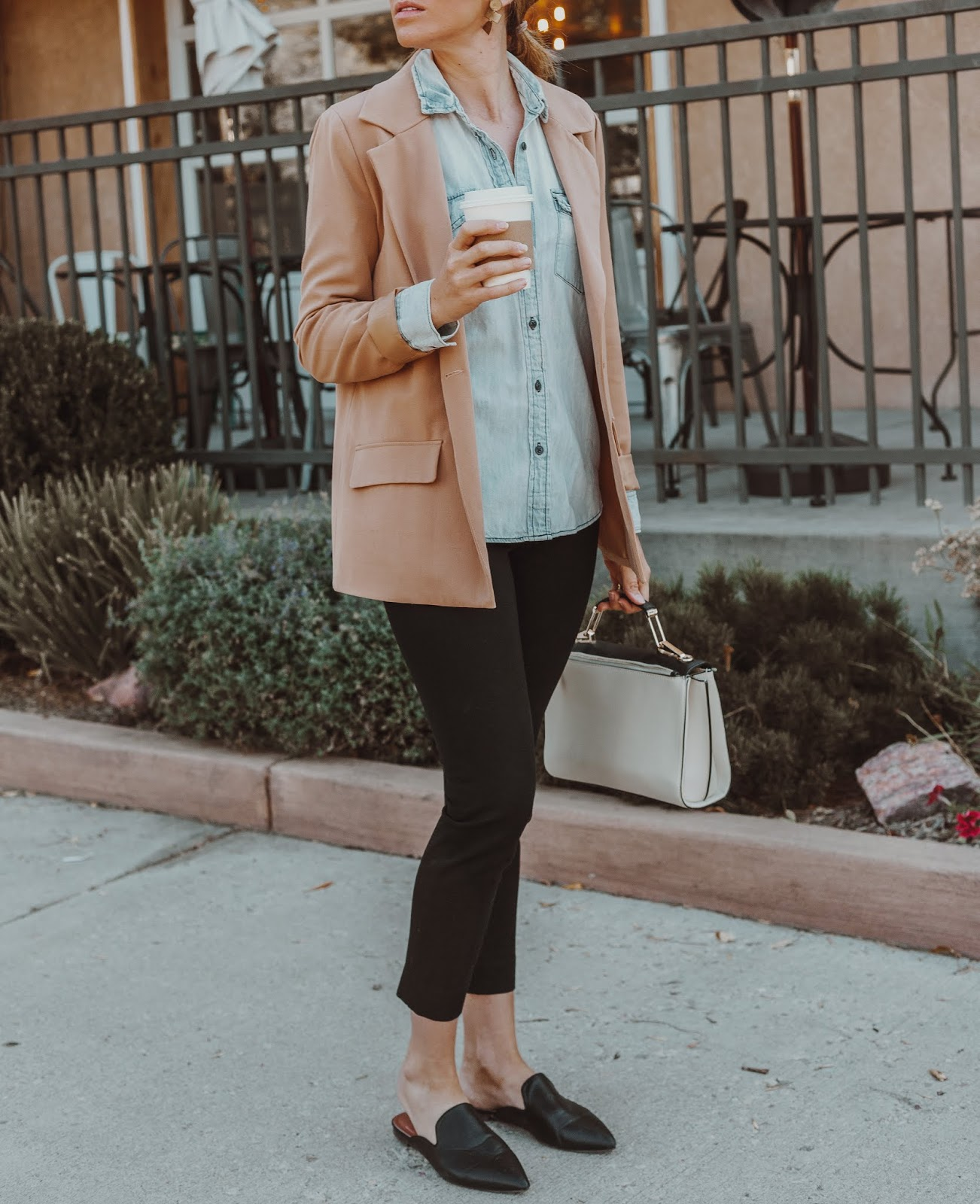 Easy Fall Work Outfit