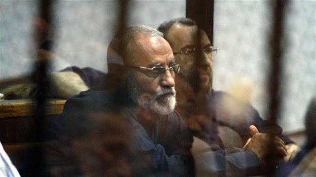 Egypt upholds life sentence against Brotherhood leader Mohammed Badie