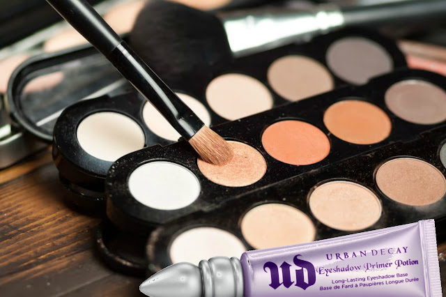 The best eyeshadow primer by barbies beauty bits
