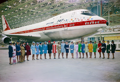 Cena da série The Age of Aerospace - Divulgação