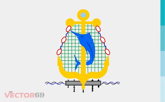 Logo Pelabuhan Perikanan Samudera - Download Vector File SVG (Scalable Vector Graphics)