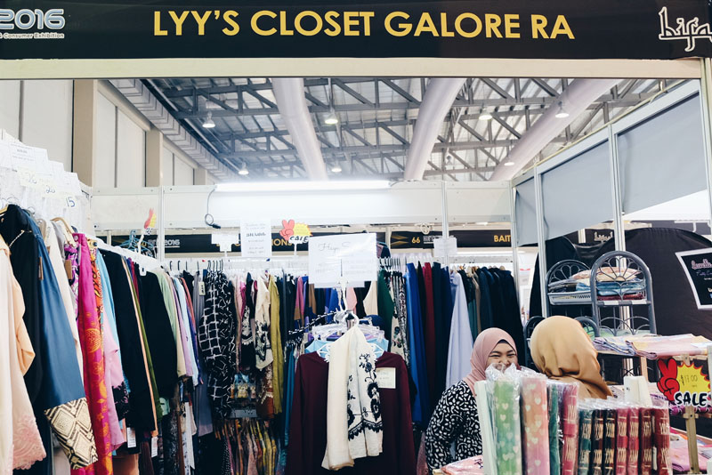 Hey Bash features Galore Ra and Lyy's Closet Booth