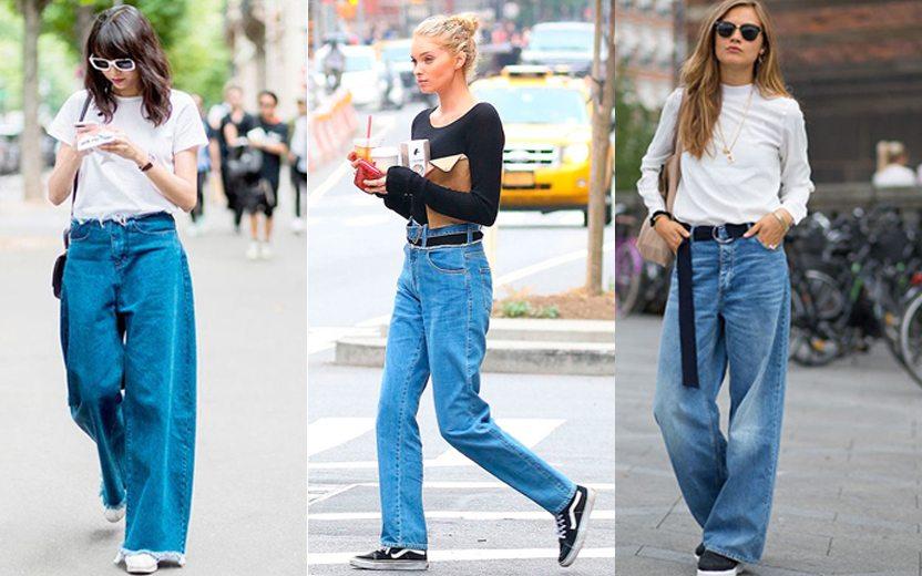 5 Tendências de Calça Jeans para 2020