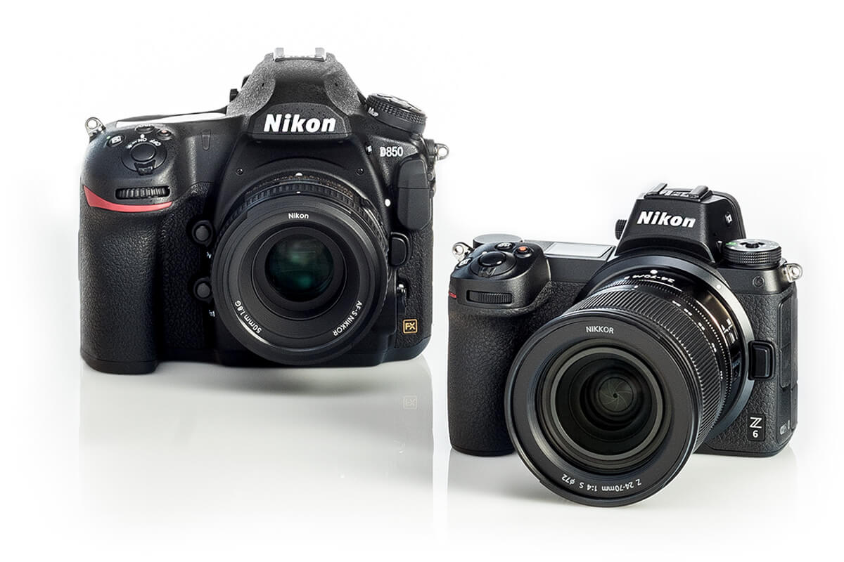 Nikon Camera Will Equipped With Webcam Utility Software