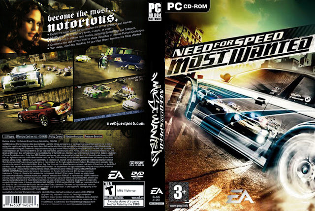 NFS PC GAME: Need for Speed Underground PC Full Version Download