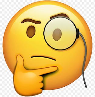 idk emoji