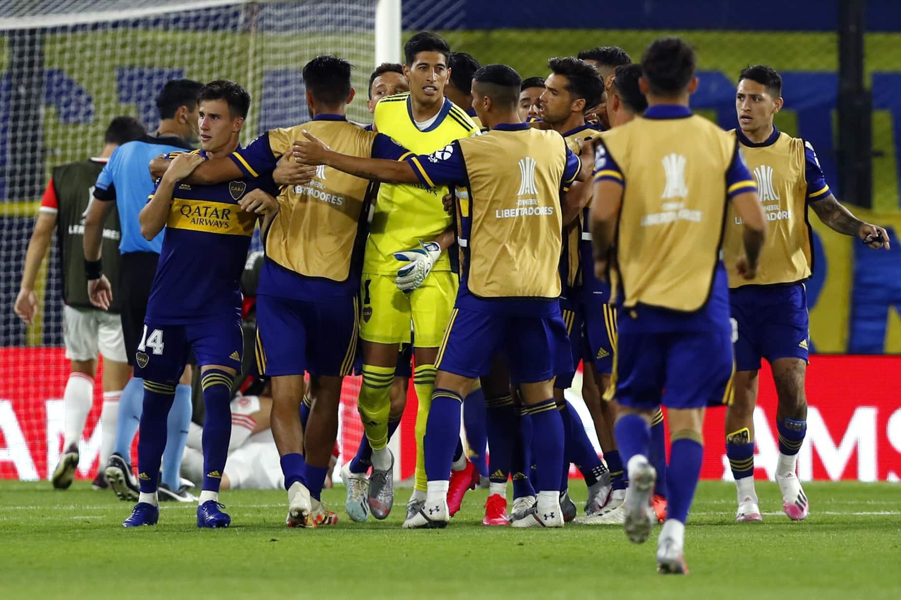 Copa Libertadores: Boca llegó a cuartos de final por penales y enfrentará a Racing