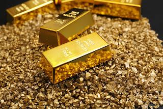 Hukum Meminjam Emas dengan Jaminan Uang kertas