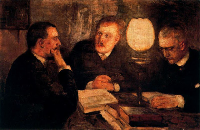 Эдвард Мунк - Юриспруденция. 1887
