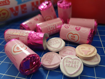 Swizzels Love Hearts Sweets vegan vegetarian