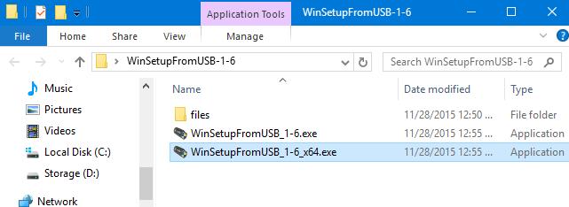 كيفية حرق اكثر من نسخة ويندوز على فلاشة واحدة