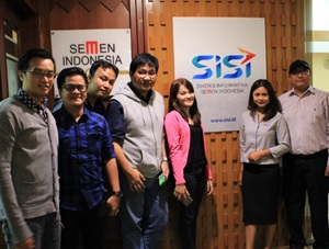 PT Sinergi Informatika Semen Indonesia - FORCA Implementor, System Admin Semen Indonesia Group April 2020