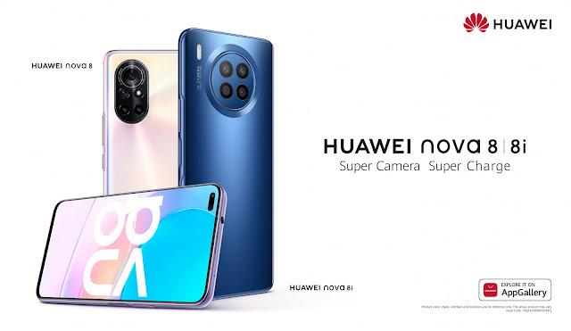 HUAWEI nova Series Gizmo Manila