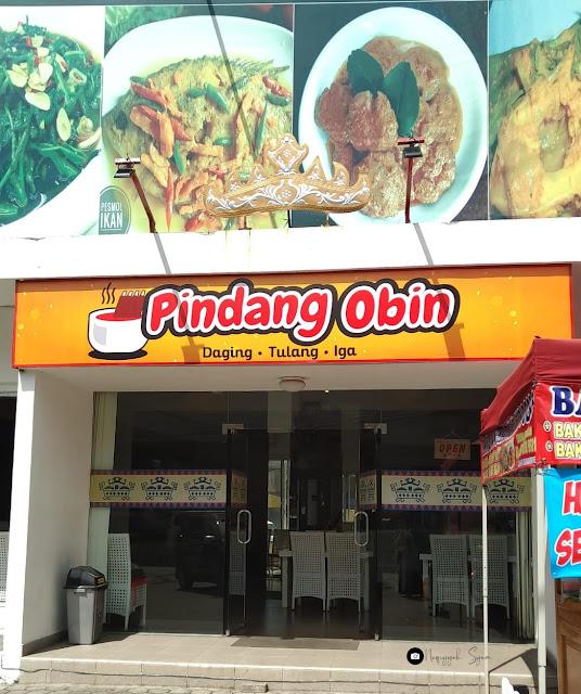 Alamat Pindang Obin Lampung