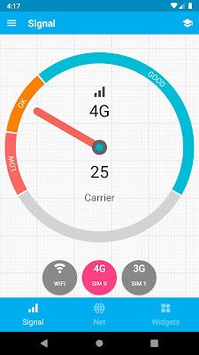 تطبيق Signal Strength للأندرويد, تطبيق Signal Strength مدفوع للأندرويد,Signal Strength apk pro