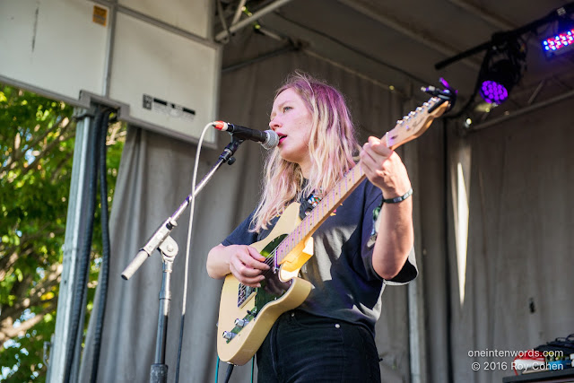 Julia Jacklin at The Toronto Urban Roots Festival TURF Fort York Garrison Common September 18, 2016 Photo by Roy Cohen for  One In Ten Words oneintenwords.com toronto indie alternative live music blog concert photography pictures