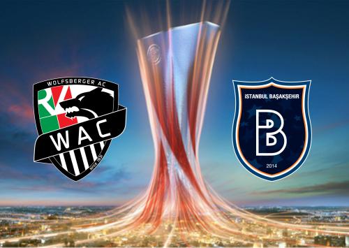 Wolfsberger AC vs Istanbul Basaksehir - Highlights 7 November 2019