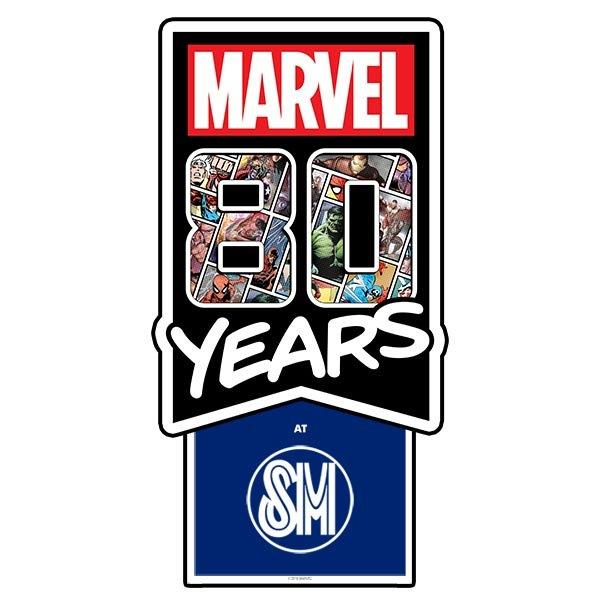 Lemon GreenTea: Marvel and SM celebrates 80 years at SM The