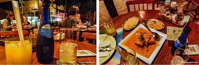 Restaurante Casa do João, Bonito, Mato Grosso do Sul