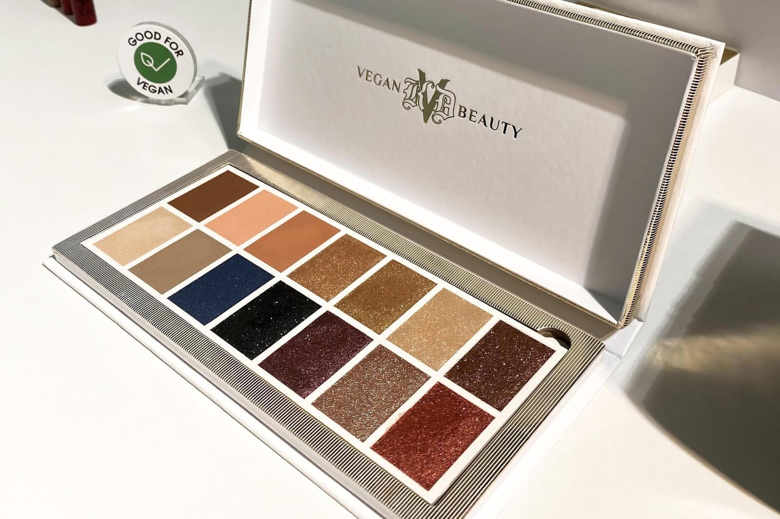 KVD Vegan Beauty Palette Noël 2020
