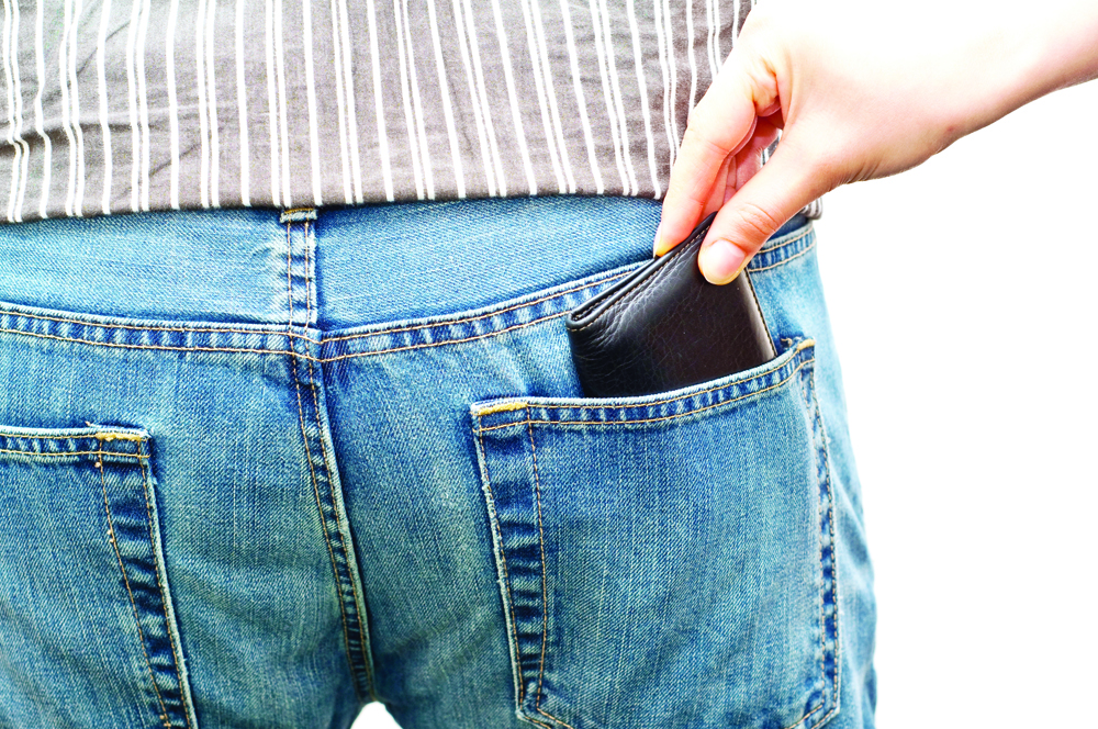 How to Prevent Pickpocket | Accounting Education