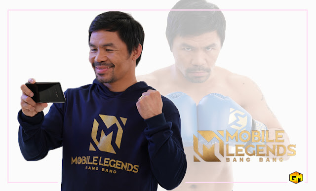 Manny Pacquiao Mobile Legends Gizmo Manila