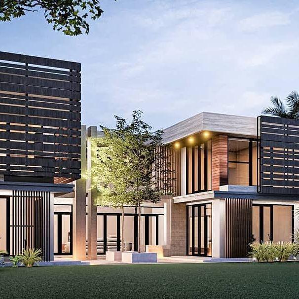 desain rumah minimalis beserta ukurannya
