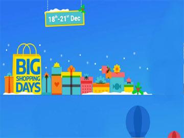 Flipkart Discount Offer on Big Shopping Days Sale Dec 2016