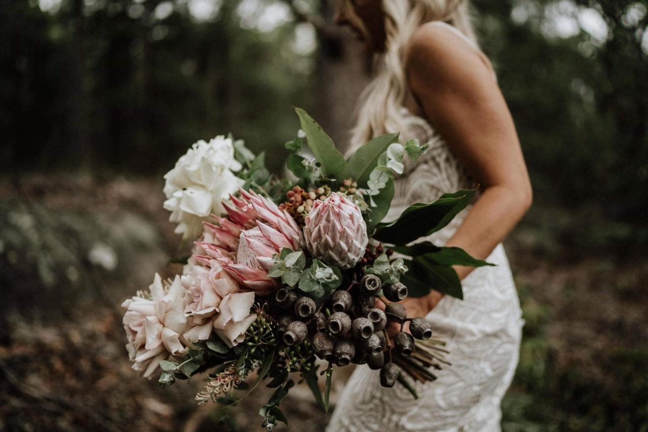 Q+A: BABUSHKA GIRL   WEDDING FLORAL DESIGNER CENTRAL COAST NSW