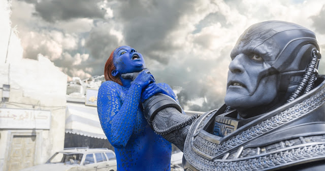 Fakta, Foto dan Video X-MEN APOCALYPSE
