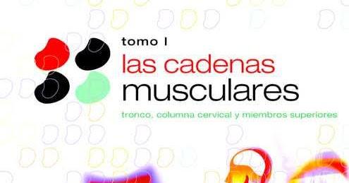 Libros en PDF de Kinesiología y Fisioterapia: Las Cadenas