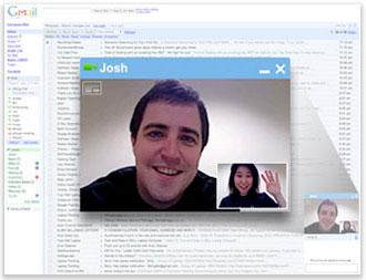 gmail chat berbasis sms