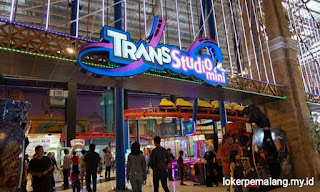 Loker Trans Studio Mini Tegal 2020