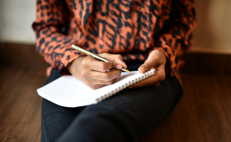 Why Journaling About Your Health Is So Important