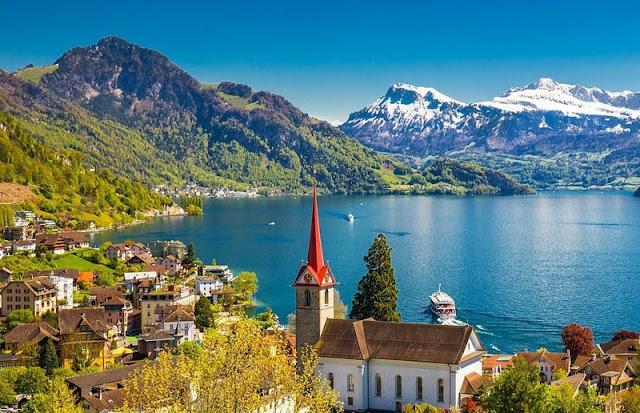 Ngắm vẻ đẹp dãy núi Alps dài nhất Châu Âu 21