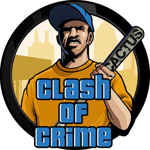 Clash of Crime Mad San Andreas (Mod Money)