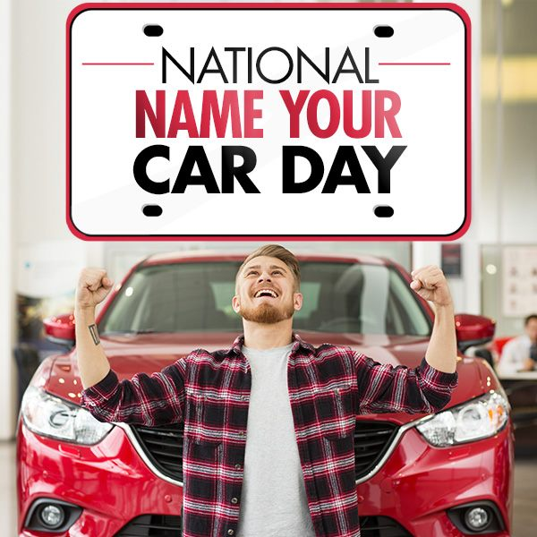National Name Your Car Day Wishes Pics