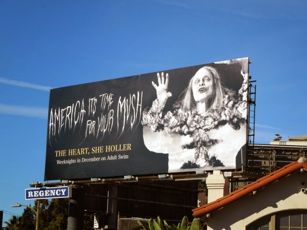 The Heart She Holler season 3 billboard