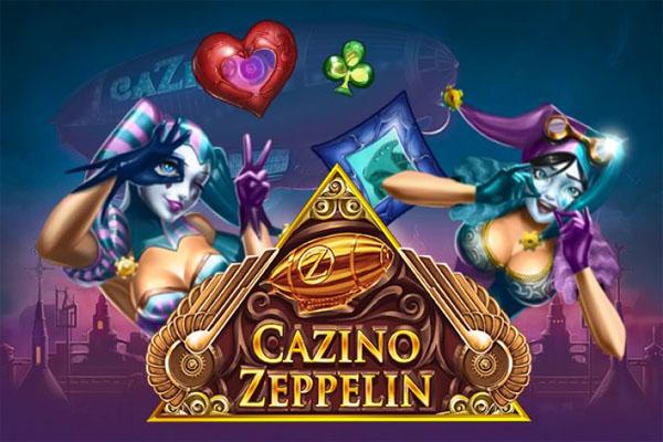 ULASAN SLOT CAZINO ZEPPELIN (YGGDRASIL) | RTP 96,00%