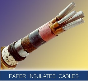 Paper Insulated Cables