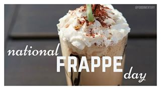 National Frappe Day Wishes