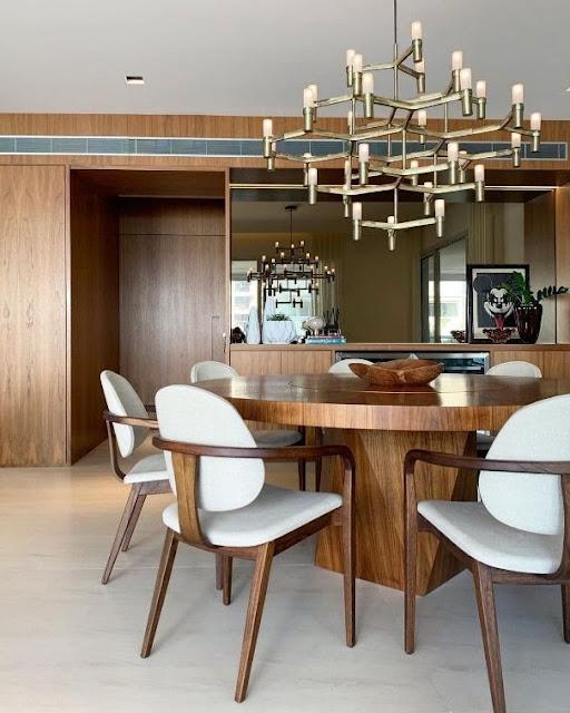 sala-jantar-paineis-de-madeira