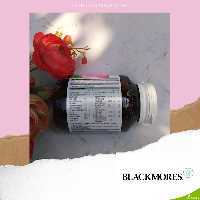 Blackmores Pregnancy and Breast-Feeding Gold