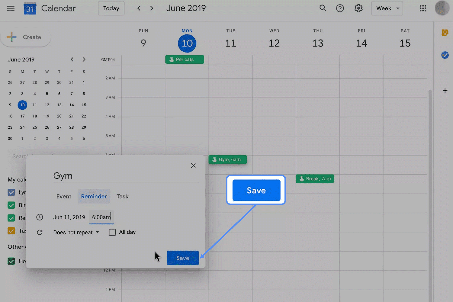How to Set up and Manage Google Reminders?