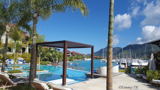 Eden Bleu Hotel at Eden Island ~ Mahé ~by ©Emmy Seychelles  DE