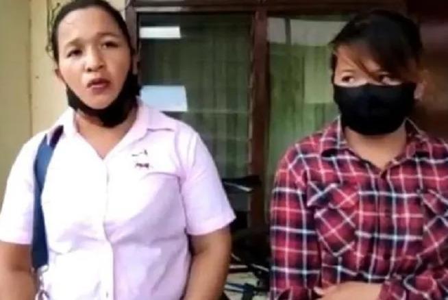IRONI! Wanita Pedagang Dihajar Preman, Mural Gercep Diberangus, Tapi Preman Dibiarkan Bebas Berkeliaran