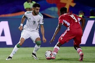 بث مباراة الجزائر
