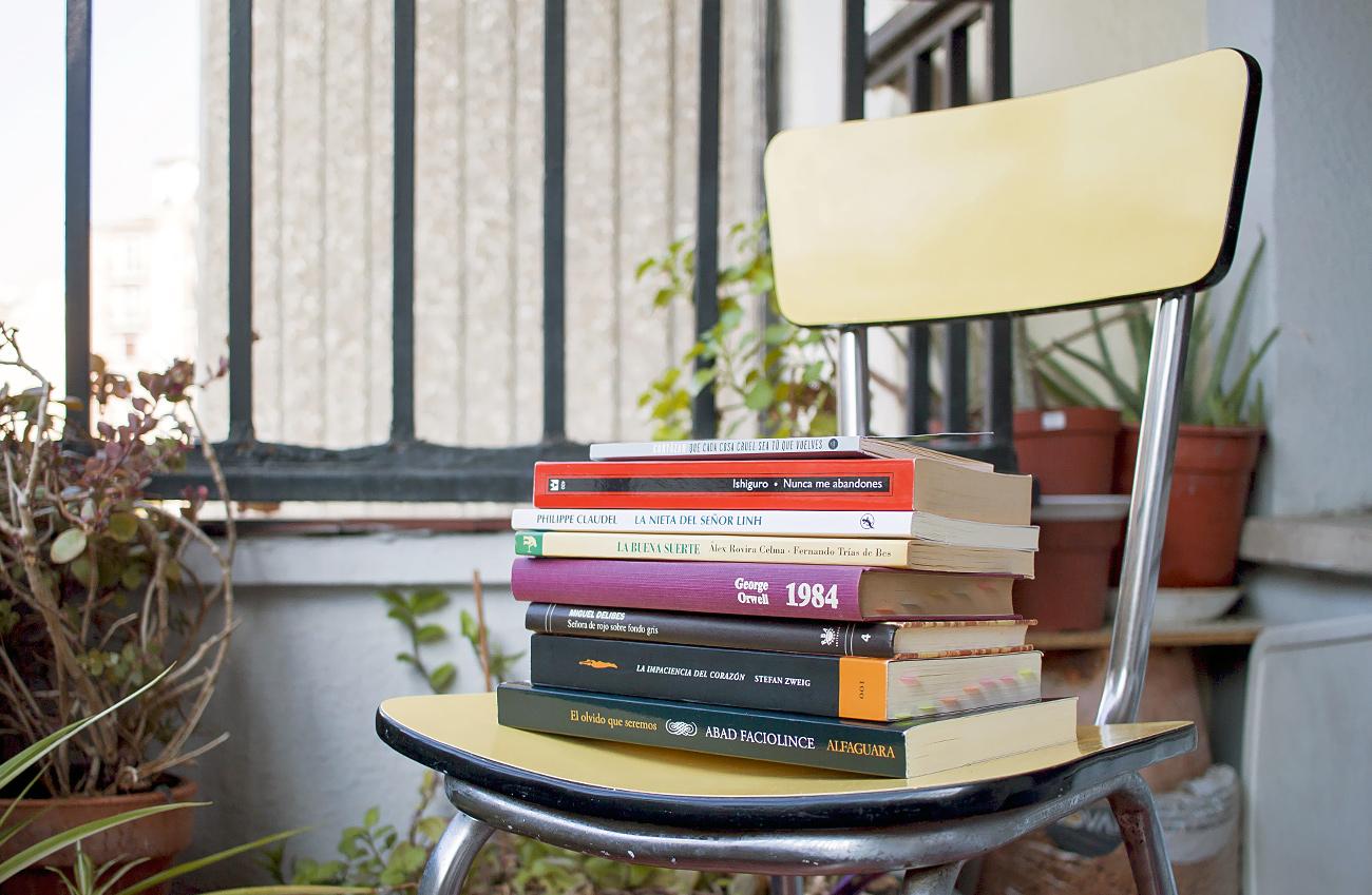 lecturas libros recomendados verano