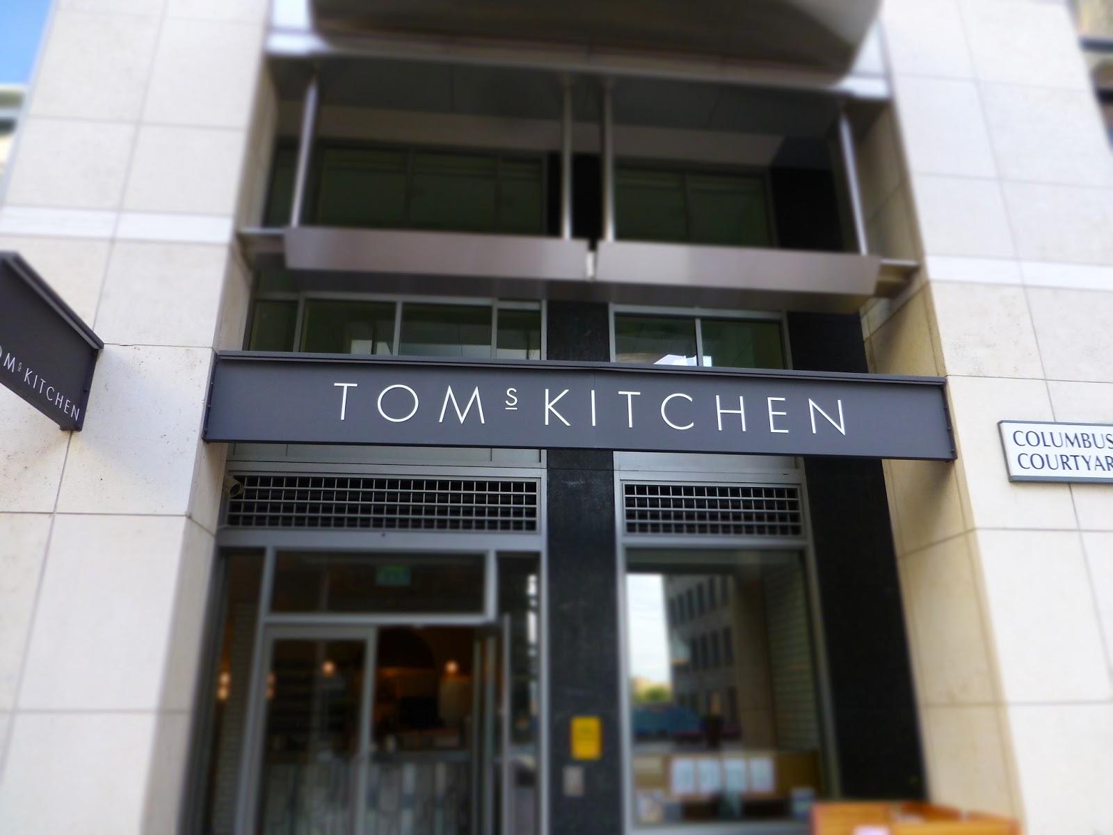 Tom S Kitchen Canary Wharf London E